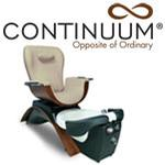 Medical Spa Equipment - Continuum Pedicure Spas